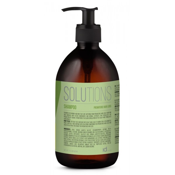 IdHAIR Solutions NO. 7-1