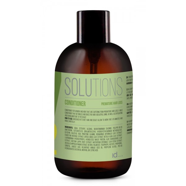 IdHAIR Solutions NO. 7-2