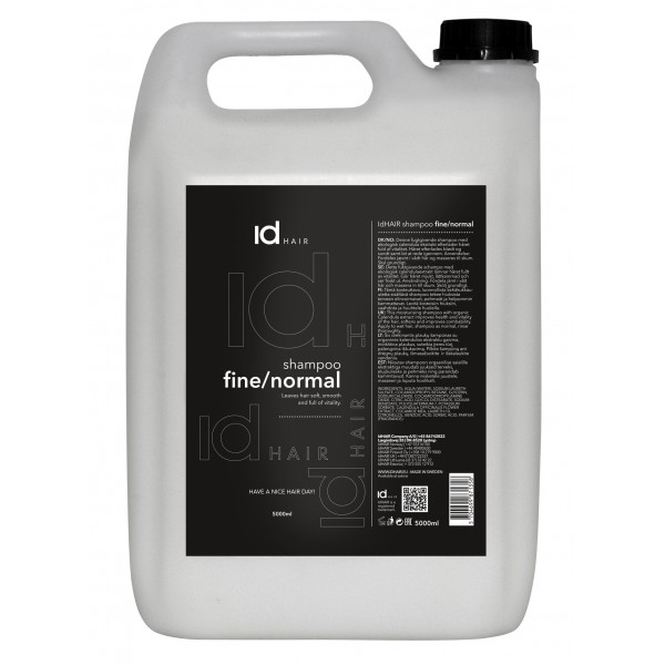 IdHAIR Fine/Normal Shampoo