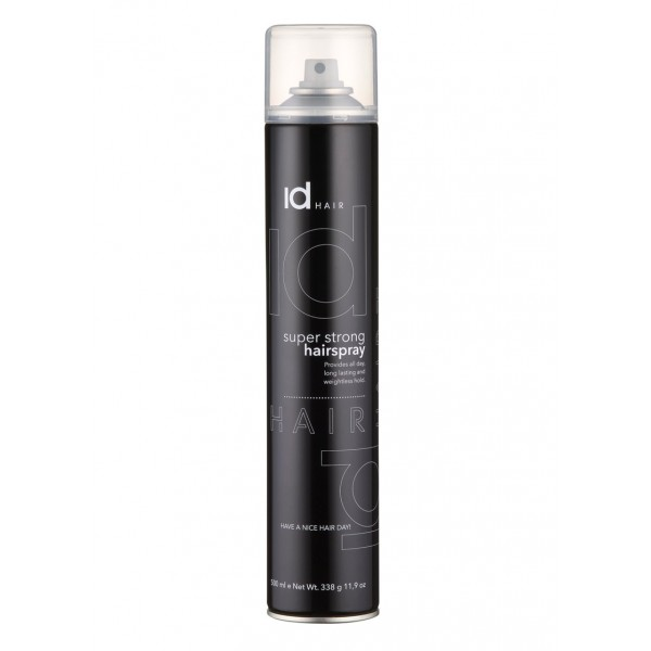 IdHAIR Super Strong Hairspray