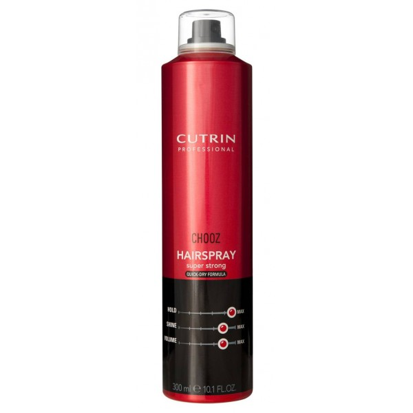 Cutrin Chooz Hairspray Quick-Dry