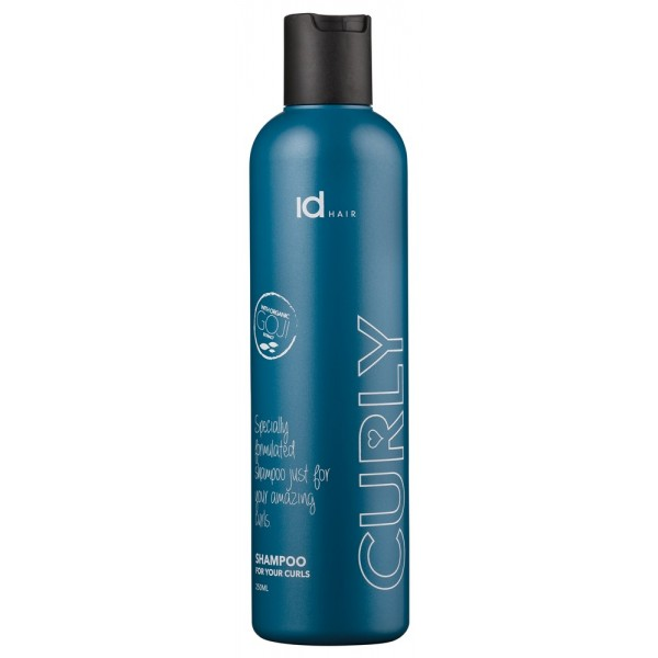 IdHAIR Curly Shampoo