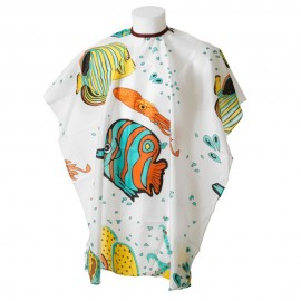 "Children's cape ""Sea"""