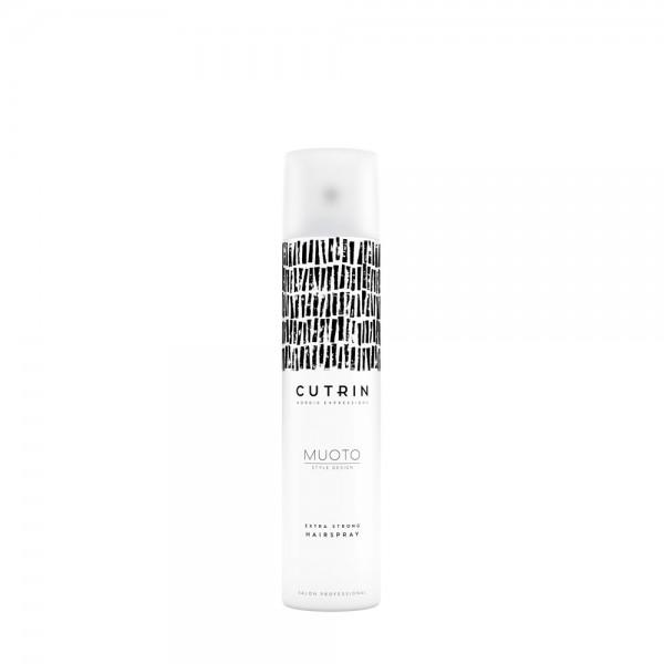 Cutrin Muoto Extra Strong Hairspray
