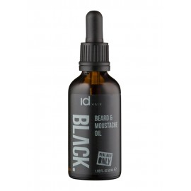 IdHAIR Black Beard & Moustache Oil