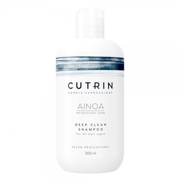 Cutrin Ainoa Deep Clean Shampoo