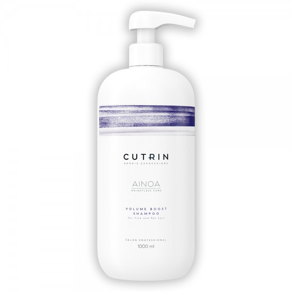 Cutrin Ainoa Volume Boost Shampoo 1000 ml