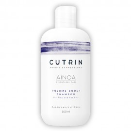 Cutrin Ainoa Volume Boost Shampoo 300 ml