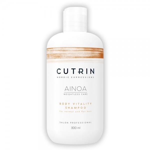 Cutrin Ainoa Body Vitality Shampoo 300 ml