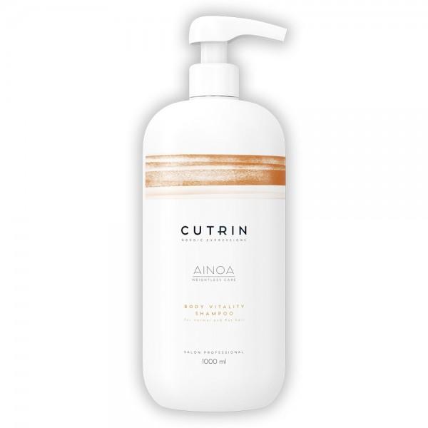 Cutrin Ainoa Body Vitality Shampoo 1000 ml
