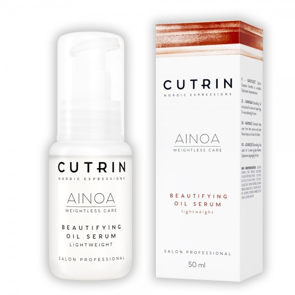 Cutrin Ainoa Beautifying Oil Serum