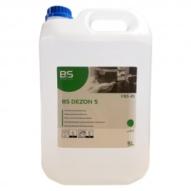 BS Dezon S disinfectant for hands and surfaces 5000 ml