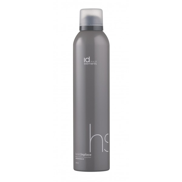 IdHAIR Titanium Lock It In Place Mega Strong Hairspray