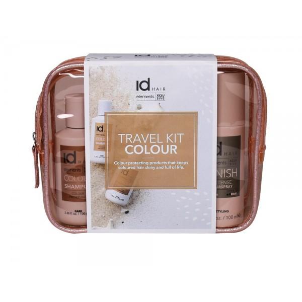 IdHAIR travel kit colour