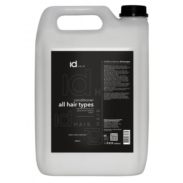 IdHAIR All Hair Types Conditioner