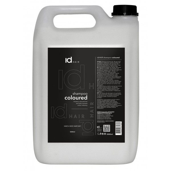 IdHAIR Coloured Shampoo