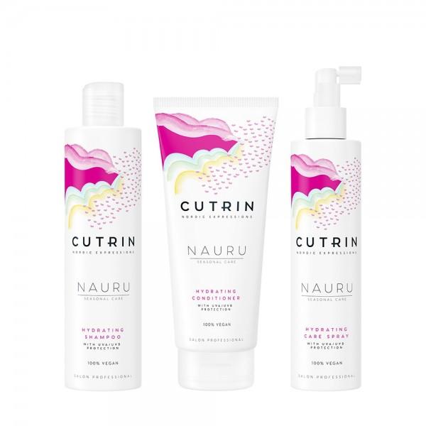 Plaukų priežiūros rinkinys Nauru