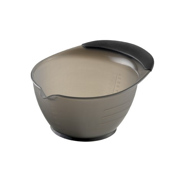 Dyeing bowl transparent